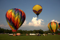 Hot Air Ballons in Ohio 2010