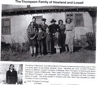 Older Photos of Thompson Family